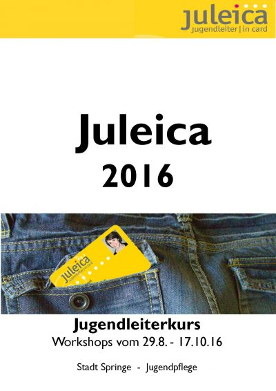 JULEICA 2016